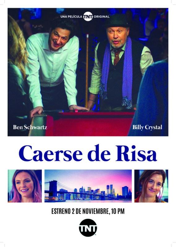TNT Original estreno de Caerse de Risa - tnt-caerse-de-risa-569x800