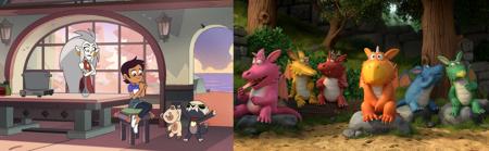 Una Bruja y un Dragón: nuevos episodios de The owl House en Disney XD y el estreno de ZOG en Disney Junior