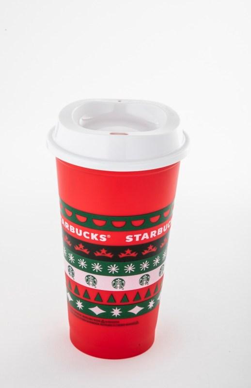Starbucks regalará vaso de navidad coleccionable este 6 de noviembre - vaso-ugly-sueter-starbucks