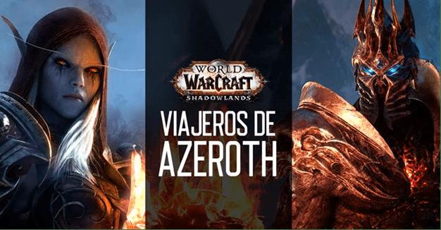 """Episodio final del podcast de World of Warcraft """"Viajeros de Azeroth"""" está en vivo hoy - viajeros-de-azeroth"""