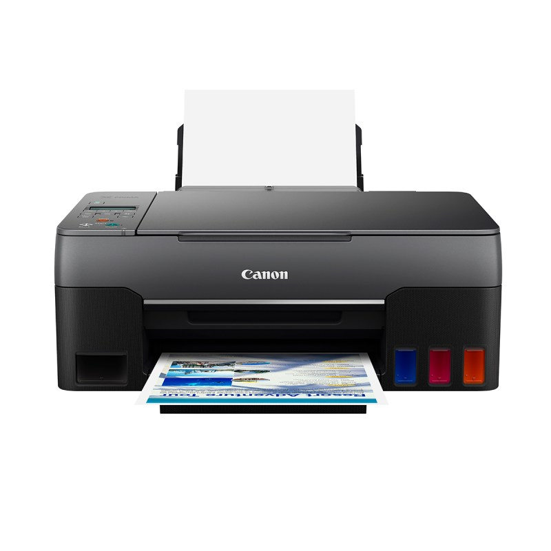 Nuevas multifuncionales G2160 y G3160 Canon, ideales para trabajo o escuela en casa - canon-multifuncionales_pixma-g3160_2-800x800