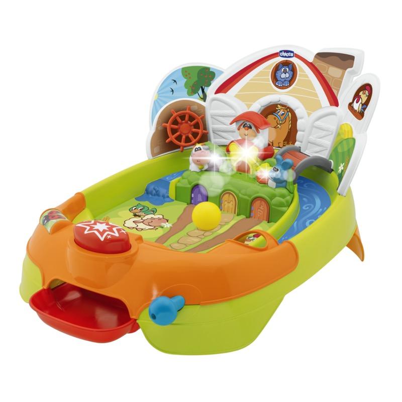 Beneficios de los juguetes en el desarrollo cognitivo de los bebés - farm-pinball-1