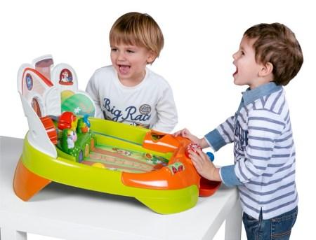 Beneficios de los juguetes en el desarrollo cognitivo de los bebés