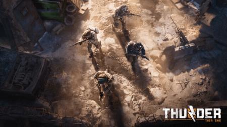 Anuncian nuevo shooter táctico: Thunder Tier One, durante los Game Awards 2020