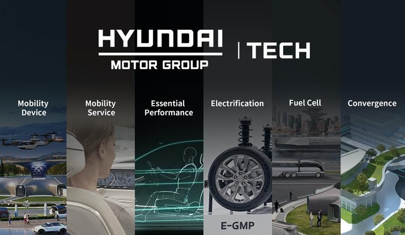 """Hyundai renueva su sitio web """"Hyundai Motor Group Tech"""" - hyundai_motor_group_tech"""