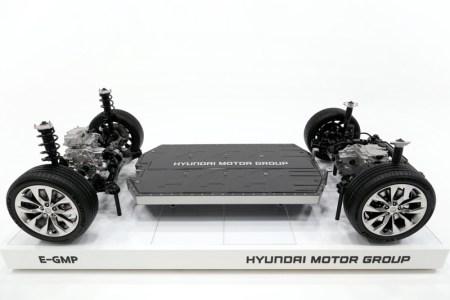 Hyundai liderará la era eléctrica con la plataforma de carga de vehículos eléctricos «E-GMP»