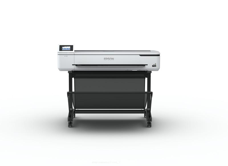 Impresoras de sublimación Epson, para que emprendas tus propósitos del 2021 - impresoras_de_sublimacion_surecolor_f570_f571_epson_f570_frente