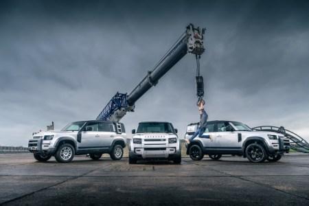 Land Rover Defender ha sido nombrado Vehículo del Año por Top Gear