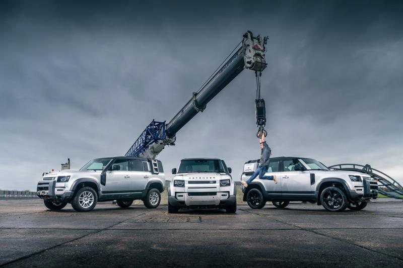 Land Rover Defender ha sido nombrado Vehículo del Año por Top Gear - land_rover_defender_1-800x533