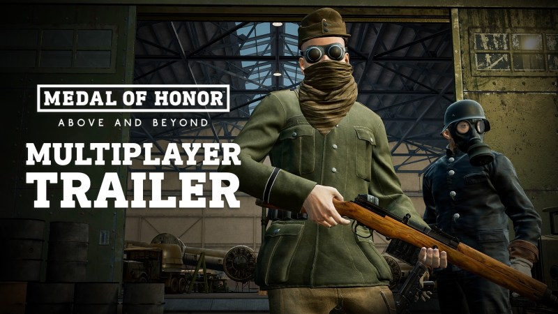 Medal of Honor: Above and Beyond lanza nuevo tráiler en modos multijugador - medal_of_honor_above_and-_beyond
