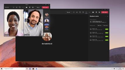 Microsoft Teams anuncia nuevas experiencias que incluyen escenas festivas y fondos personalizados - microsoft-teams_1