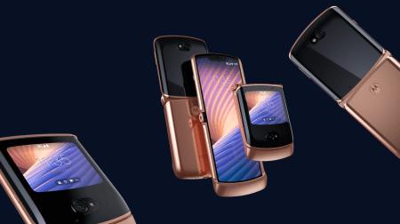 Nuevo RAZR 5G llega a México ¡El icónico smartphone plegable de Motorola, llega renovado!