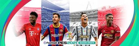 El paquete de datos 3.0 de eFootball PES 2021 ¡ya disponible!