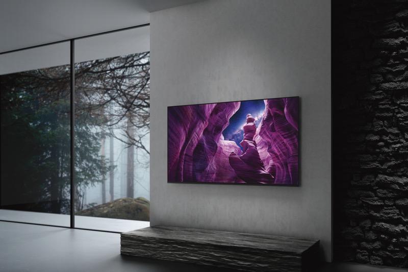 Sony lanza la aplicación Apple TV en sus televisores Smart - sony_oled_a8h_6