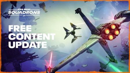 En Star Wars: Squadrons, B-wing, TIE defender y las partidas personalizadas ¡ya disponibles!