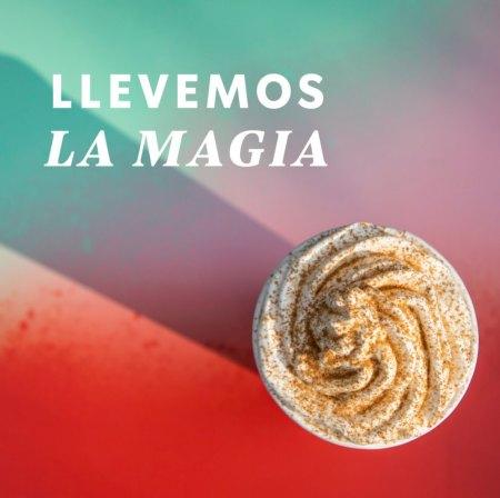 Starbucks presenta dos nuevas bebidas de edición limitada ¡ahora con sabor a fresa y avellana!