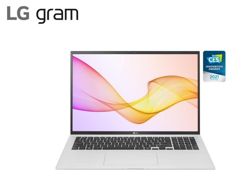 CES 2021: Nueva línea de laptops LG gram son ultraligeras  y con rendimiento excepcional - 2021_lg_gram_silver-800x620
