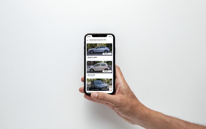 Drizip llega a México: app para rentar tu auto entre personas de forma segura - app-drizip-busqueda