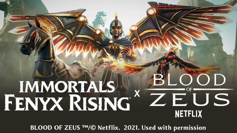 Blood of Zeus de Netflix se adentra al reino mitológico de Immortals Fenyx Rising - blood-of-zeus-netflix-immortals-fenyx-rising