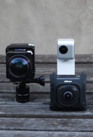 7 tipos de cámaras para iniciarte en la fotografía - camara-360-tipos-de-camaras