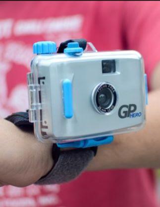 7 tipos de cámaras para iniciarte en la fotografía - camara-de-accion-tipos-de-camaras