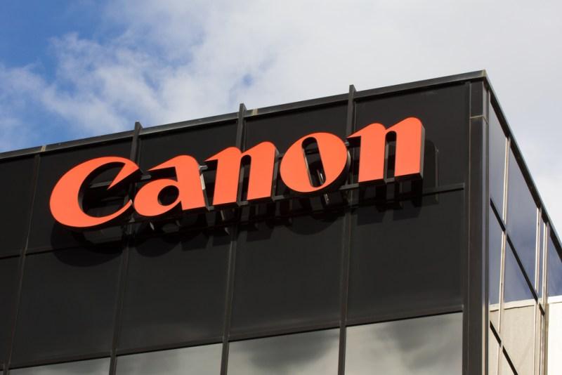 Canon se sitúa entre las cinco primeras en la clasificación de patentes de EEUU - canon-800x534