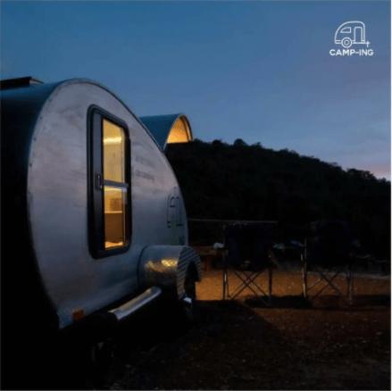 No más Blue Monday con estos increíbles Airbnbs - casa-rodante-donica-queretaro