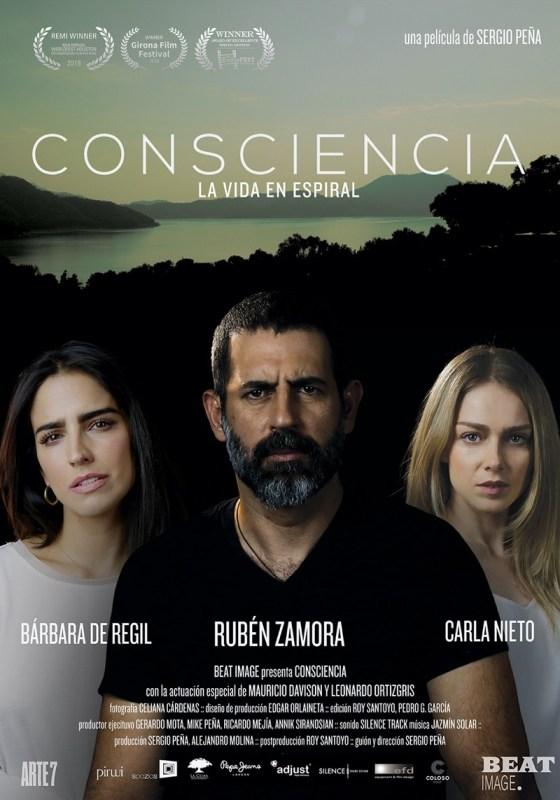 ¿Por qué deberías ver Consciencia? Disfruta gratis del cine mexicano - consciencia-560x800