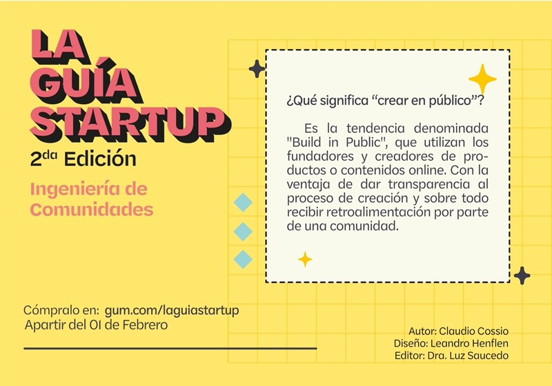 """Anuncian lanzamiento de la segunda edición del e-book """"La Guía Startup"""" - e-book-la-guia-startup-internet"""
