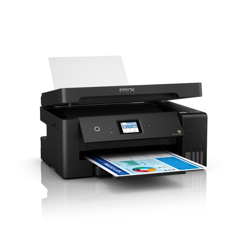 Epson lanza nueva impresora multifunción EcoTank 100% sin cartuchos - ecotank_epson_l14150-800x746
