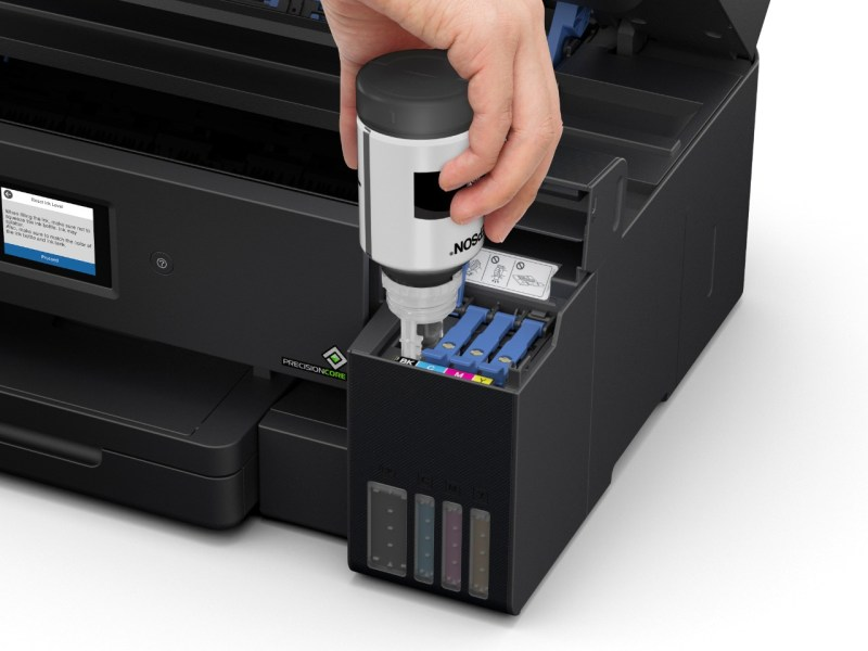 Epson lanza nueva impresora multifunción EcoTank 100% sin cartuchos - ecotank_l14150_epson