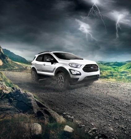 Ford EcoSport Storm 2021 llega en dos versiones con la mejor conectividad y desempeño
