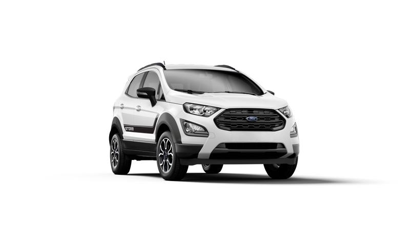 Ford EcoSport Storm 2021 llega en dos versiones con la mejor conectividad y desempeño - ford-ecosport-storm