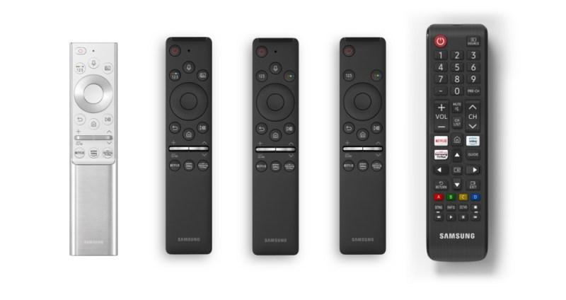 Cómo aprovechar al máximo las funciones de las Smart TVs de Samsung - funciones-smart-tvs-de-samsung-control-remoto-800x424