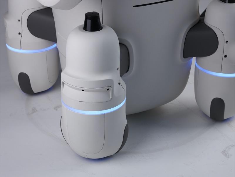 """Hyundai presenta el robot humanoide avanzado """"DAL-e"""" para servicios automatizados al cliente - hyundai-robot-humanoide-dal-e"""