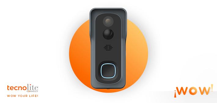 Tu hogar inteligente con Tecnolite Connect ¡conoce sus características! - intercomunicador-smartphone-1