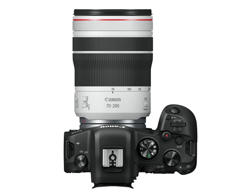Lentes mirrorles de Canon, que harán que las fotos y los videos pasen al siguiente nivel - lente-canon-mirrorless-hr-rf70-200mm-f4-7