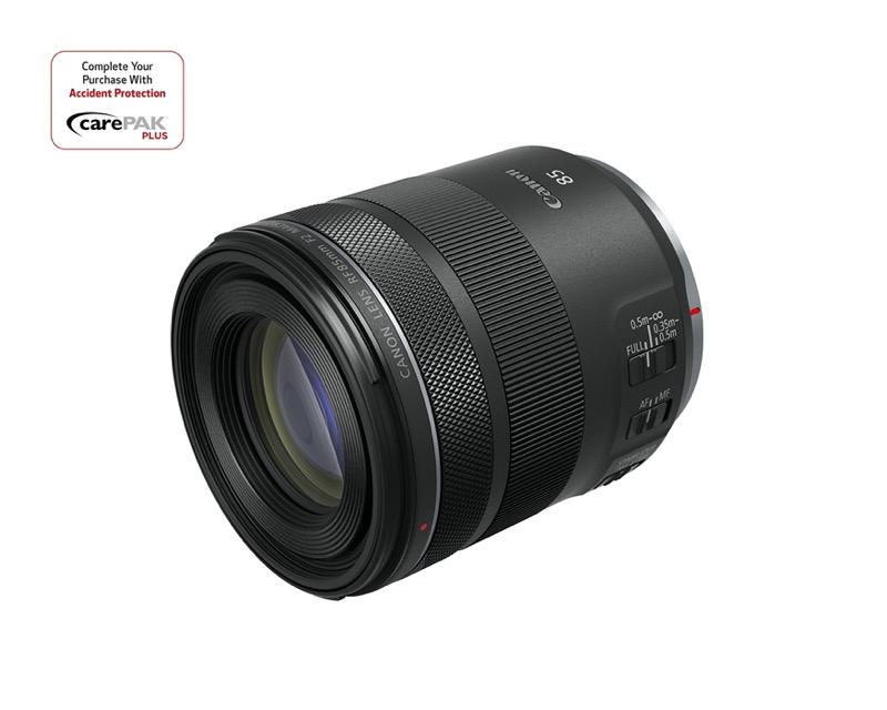 Lentes mirrorles de Canon, que harán que las fotos y los videos pasen al siguiente nivel - lente-canon-mirrorless-hr-rf85mm-macro-1-cl