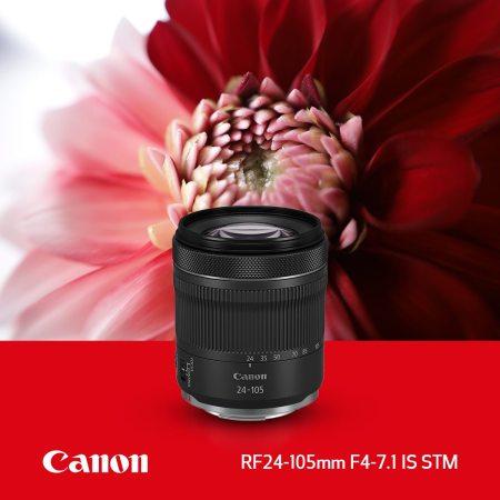 Lentes mirrorles de Canon, que harán que las fotos y los videos pasen al siguiente nivel