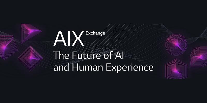 CES 2021: LG y Element AI colaboran en centro de contenidos para el intercambio de experiencias de AI - lg-aix-exchange