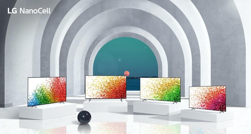 LG presenta su nueva línea de televisiones OLED 2021 en CES 2021 - lg-nanocell-tv-lineup