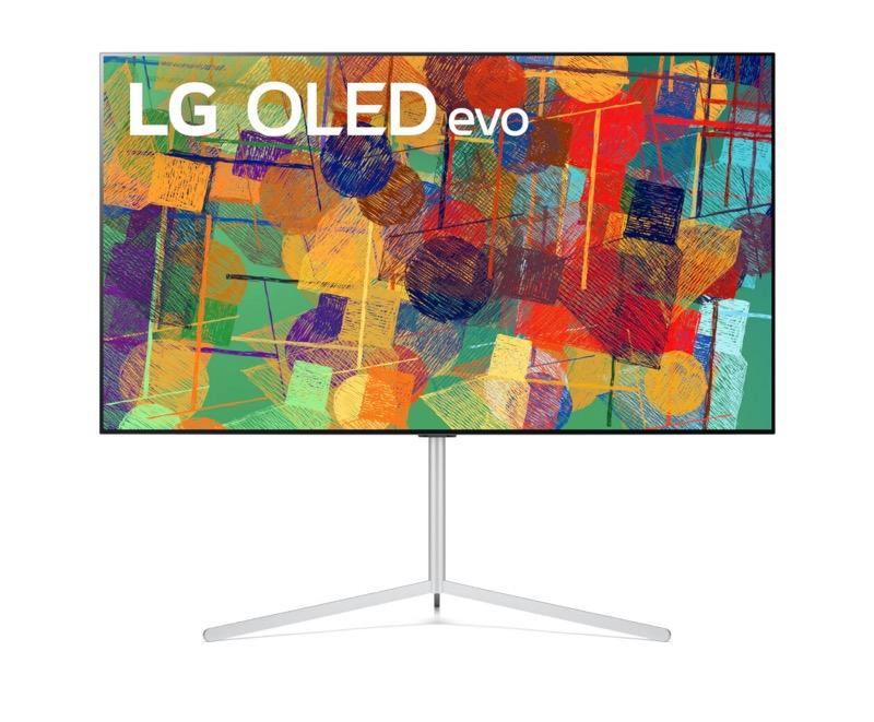 LG presenta su nueva línea de televisiones OLED 2021 en CES 2021 - lg-oled-evo-65-g1