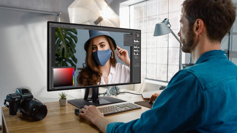 ViewSonic lanza monitores profesionales ColorPro con certificados en PANTONE - monitores-profesionales-colorpro-viewsonic