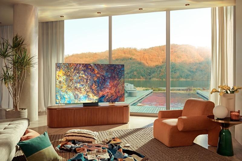 CES 2021: Samsung presenta las líneas de televisores: NEO QLED, MICRO LED y Lifestyle - neo-qled-lifestyle
