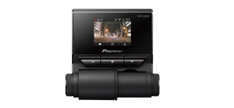 Pioneer lanza nueva Dash Cam: tecnología y seguridad para tu vehículo - pioneer-dash-cam-modelo-vrec-dz600-vrec-dz600-800x372