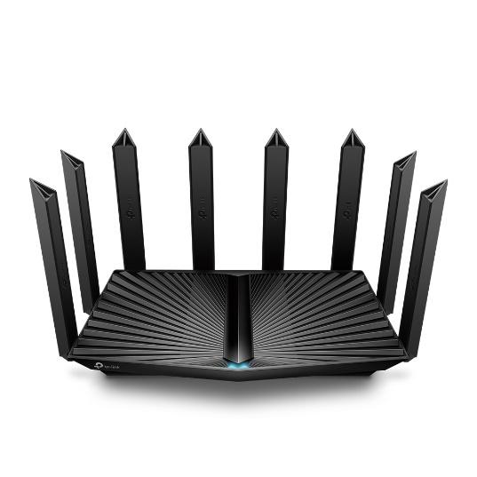 TP-Link presenta nuevas ofertas de redes en el marco del CES 2021 - router-ax7800-tribanda-wifi-6e-archer-ax96