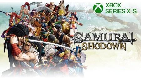 Samurai Shodown llega a Xbox Series X|S el 16 de marzo