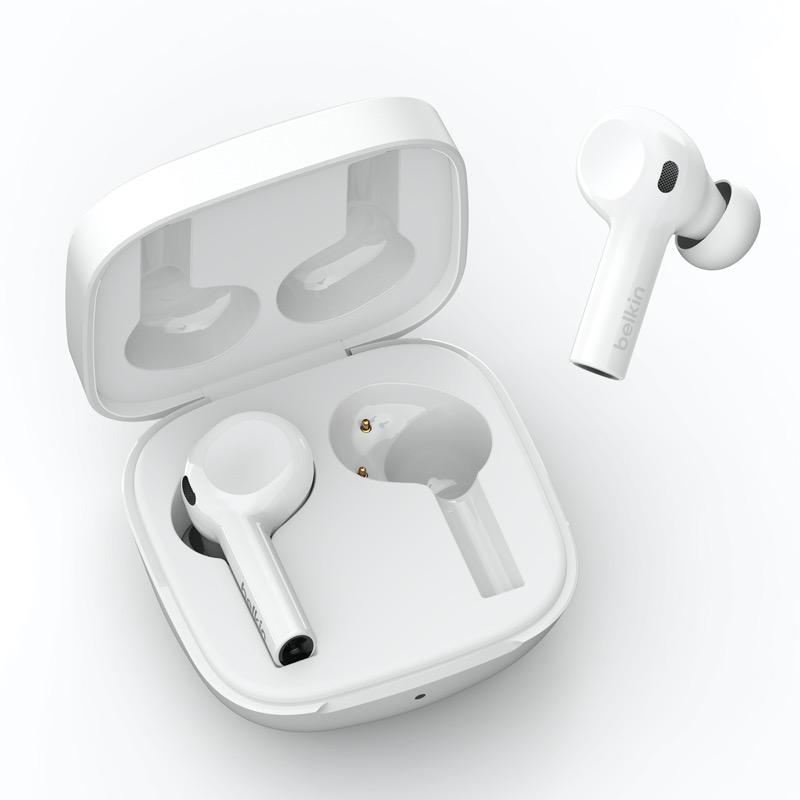 Belkin presenta la próxima generación de Audio SOUNDFORM y accesorios de energía móvil - soundform-freedom-true-wireless-earbuds-soundform-freedom-white-800x800