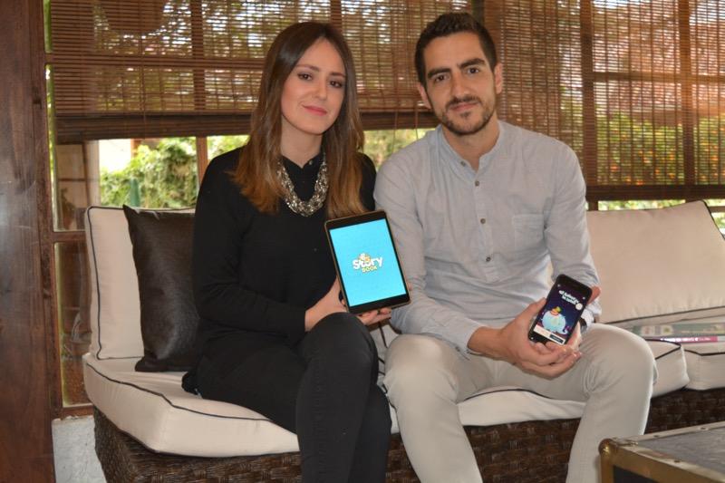 Storybook: app que logra que la hora de dormir de los niños deje de ser una pesadilla - storybook