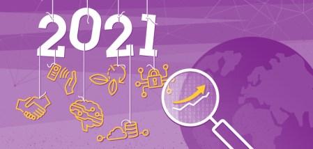 6 tendencias tecnológicas que afectarán al sector de la seguridad en 2021